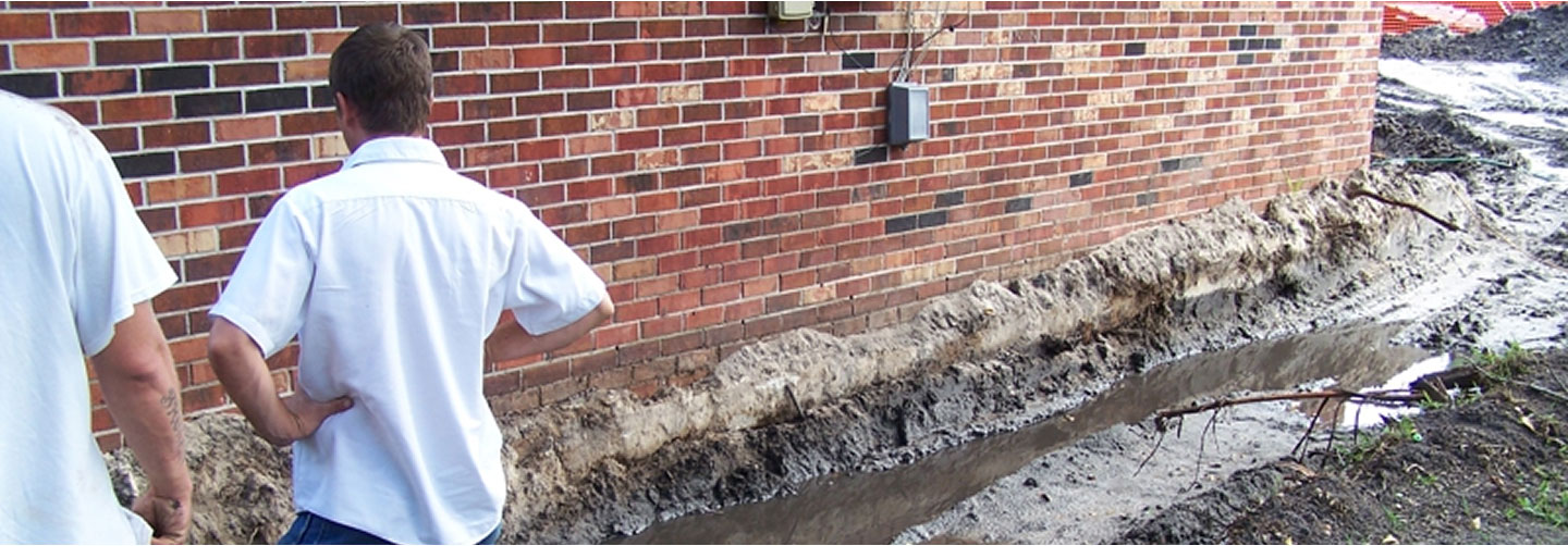 Solutions for Waterproofing and Drainage Problems