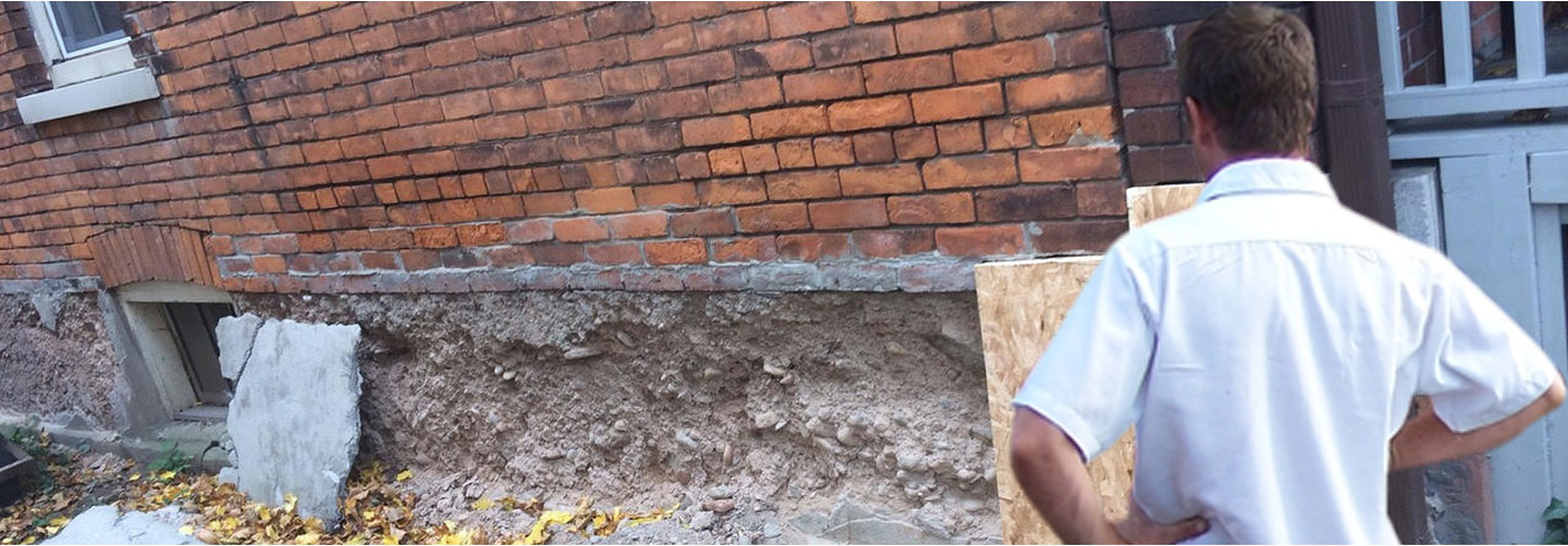 Solutions for Bowed or Deteriorating Foundation Walls